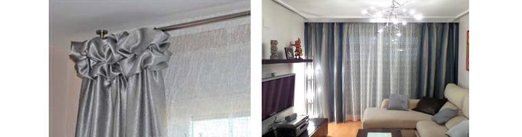 ¿Siguen de moda las cortinas?