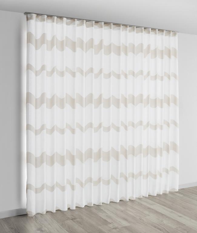 Formas de colgar cortinas cortinas onda perfecta jacquard - Formas de cortinas ...