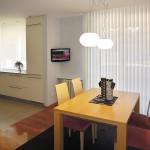 cortinas verticales screen en Cocina
