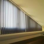 cortinas verticales screen Inclinadas