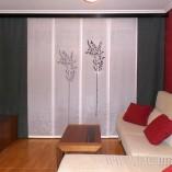 Panel Japonés con diseño personalizado
