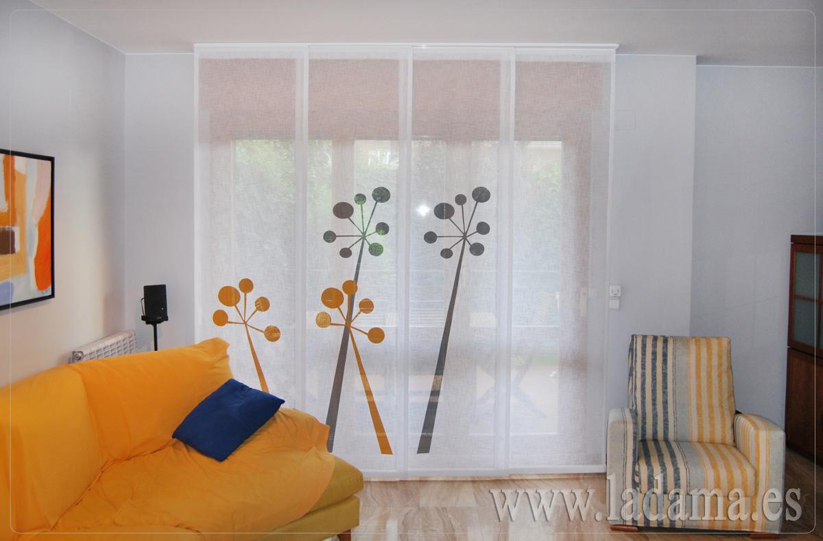 Comprar paneles japoneses baratos finest lama de panel - Paneles japoneses baratos online ...
