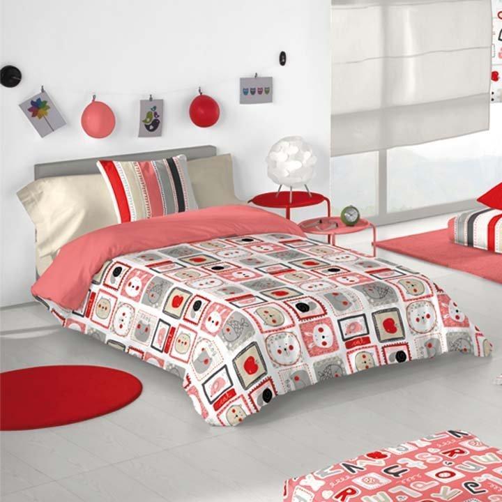 Camas decoradas con cojines cool en esta propuesta las almohadas para dormir quedan ocultas - Camas decoradas ...