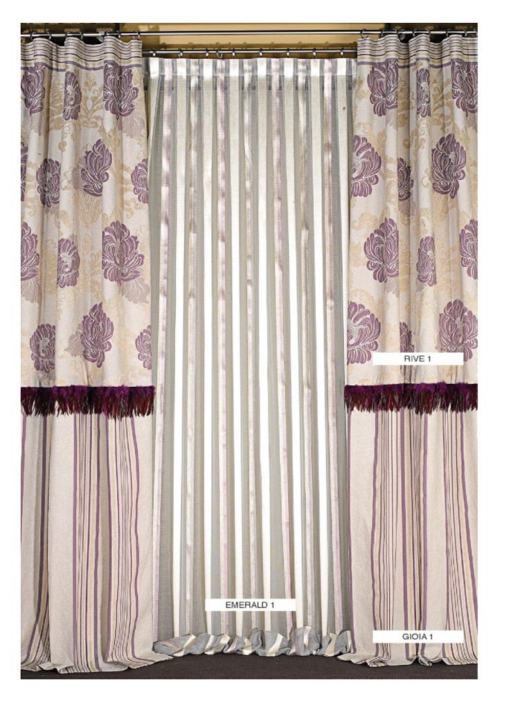 Colecci n essence de tejidos para cortinas y decoraci n - Tejidos de cortinas ...