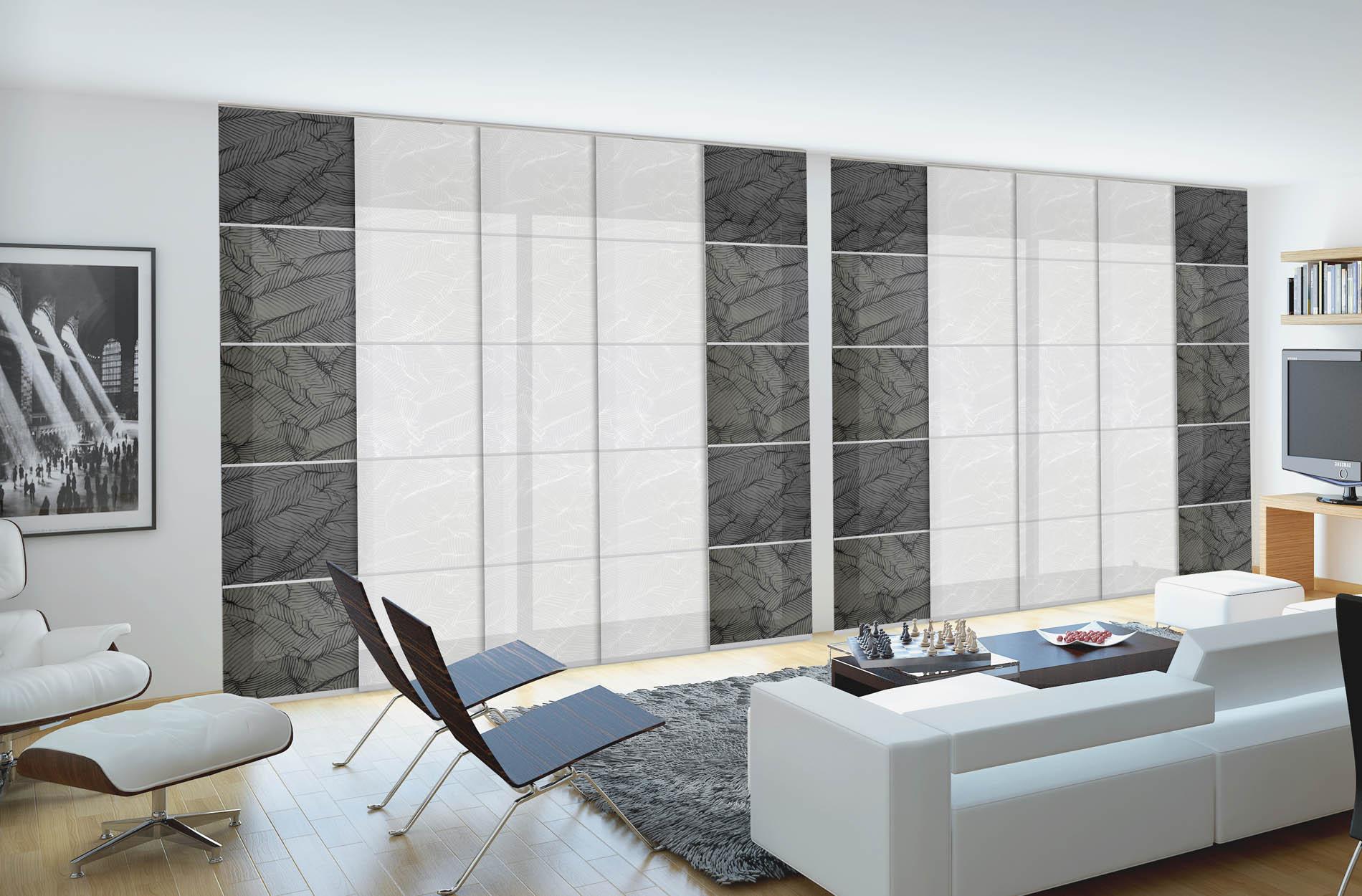 Paneles japoneses papyrus en zaragoza - Riel panel japones ikea ...