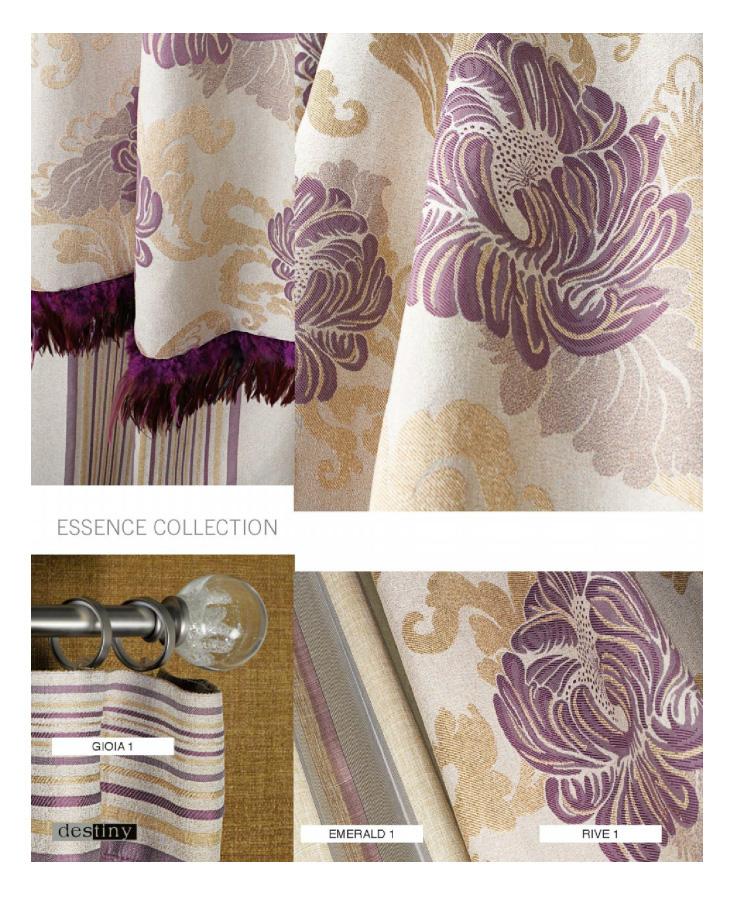 Tejidos para confeccionar cortinas y ropa de cama la - Tejidos de cortinas ...