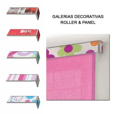 Galerías Roller Panel