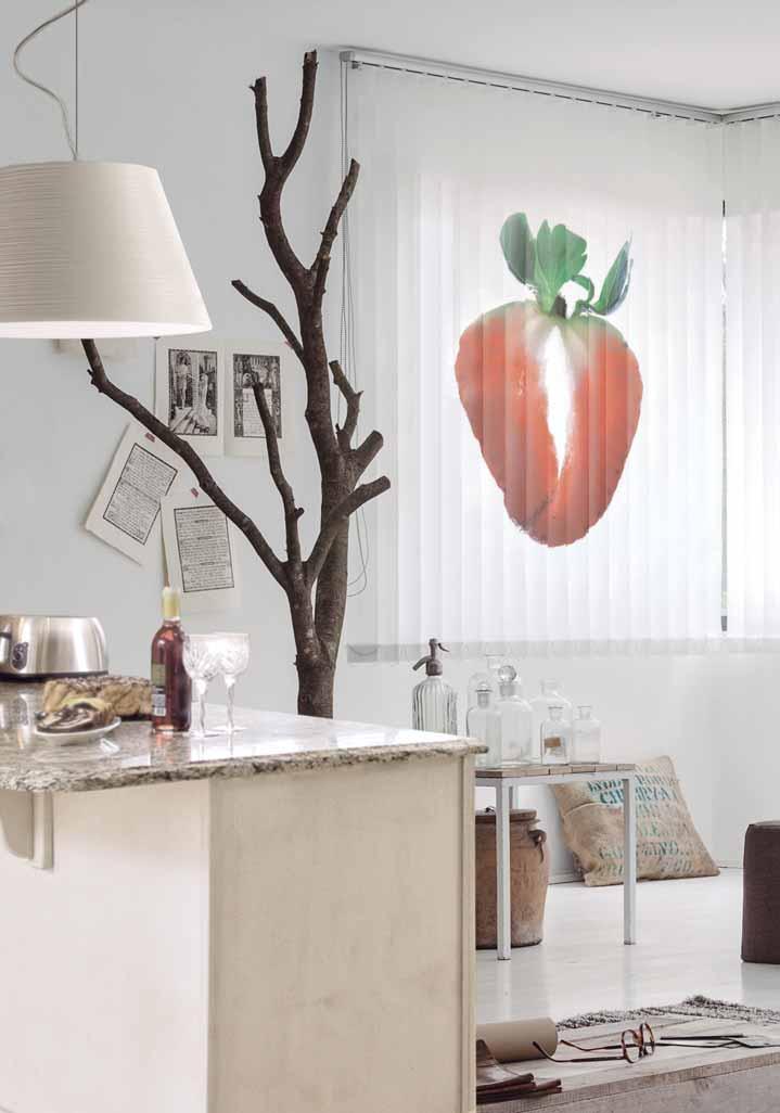 Cortina vertical fotogr fica para cocina la dama decoraci n for Simulador cocinas online