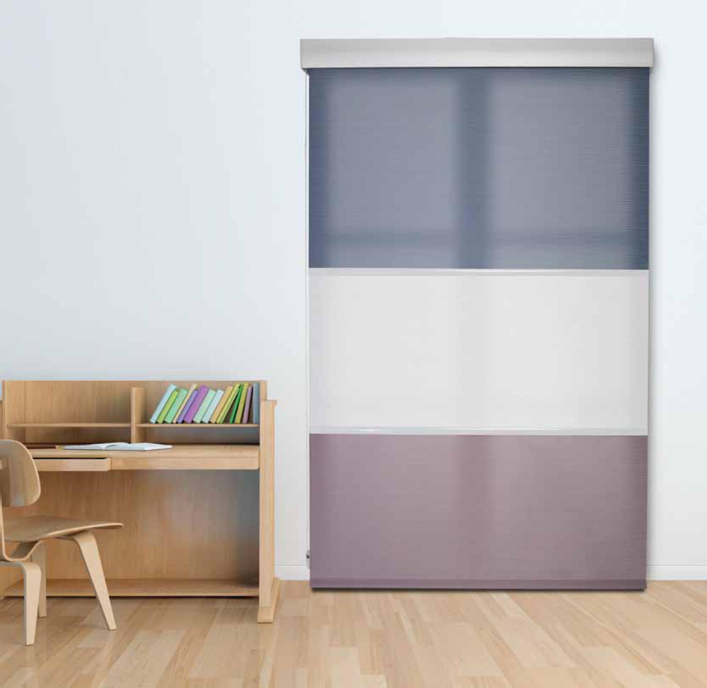 estores enrollables decorativos pasarella en zaragoza. Black Bedroom Furniture Sets. Home Design Ideas