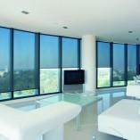 Enrollables de Screen Filtro solar