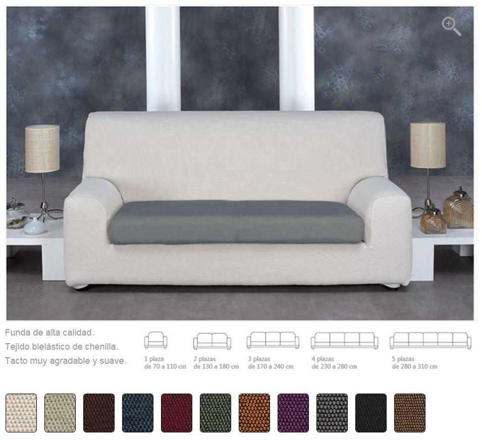 Fundas sof duplex coj n separado la dama decoraci n for Cojin para sofa exterior