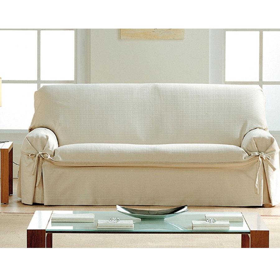 Fundas sof de lazos la dama decoraci n - Fundas universales para sofas ...