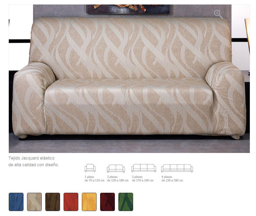 Fundas de sofa elasticas modernas great seat muebles - Fundas sofa modernas ...