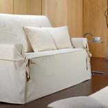 PUNTILLA funda sofa lazos universal