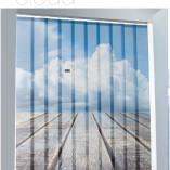 Cortinas Verticales Fotográficas Cloud tejido base Edel