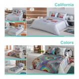 Colección Design JVR California y Colors