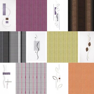 Telas de cortinas en zaragoza for Telas para paneles japoneses