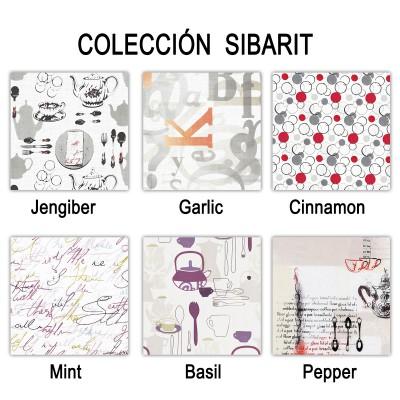 Telas para Cortinas de la Colección Sibarit