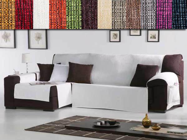 Fundas pr cticas para sof s con chaiselongue la dama - Fundas para sofas online ...