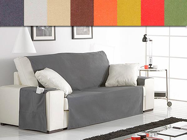 Fundas de sof pr cticas la dama decoraci n - Fundas sofas ajustables ...