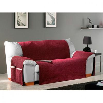 Fundas para sof sill n chaiselongue la dama - Telas para cubrir sofas ...