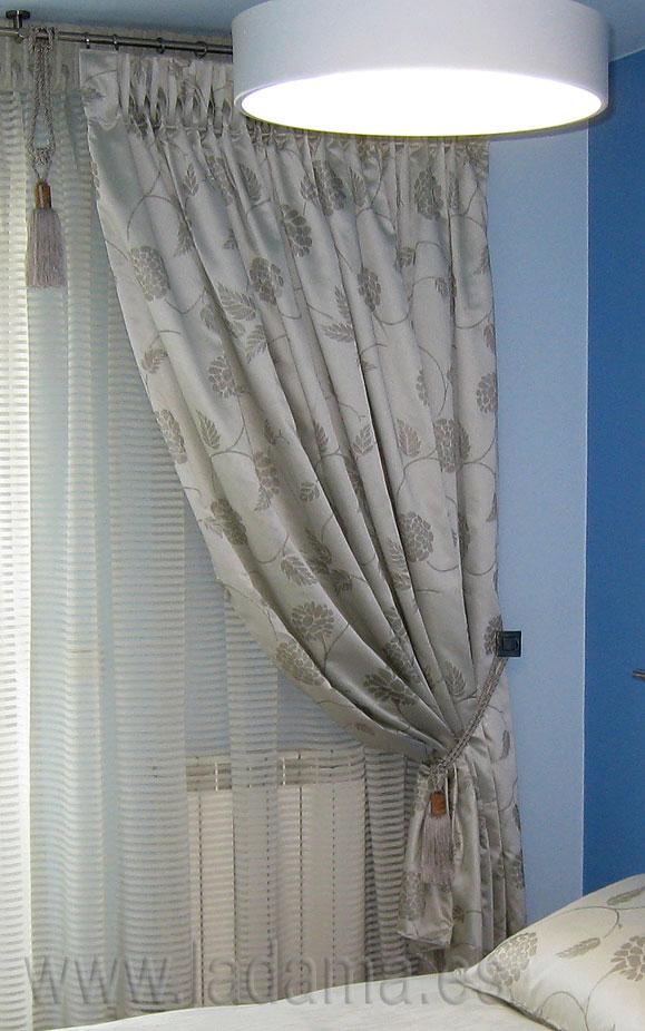 Abrazaderas new classic la dama decoraci n - Alzapanos para cortinas ...