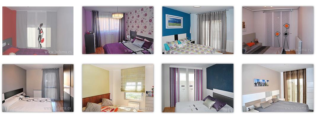 fotografas cortinas dormitorio moderno