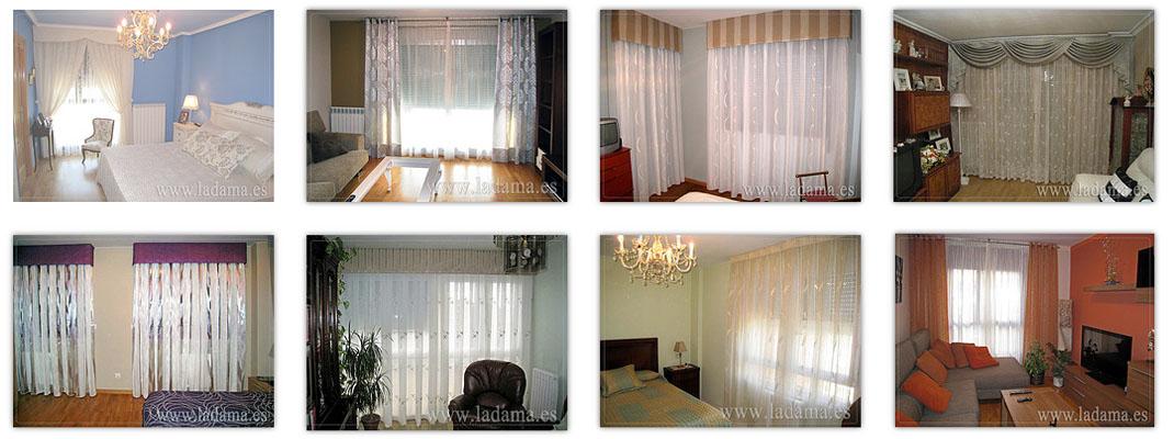 Tipos cortinas tipos de ventana persianas para - Cortinas para miradores ...