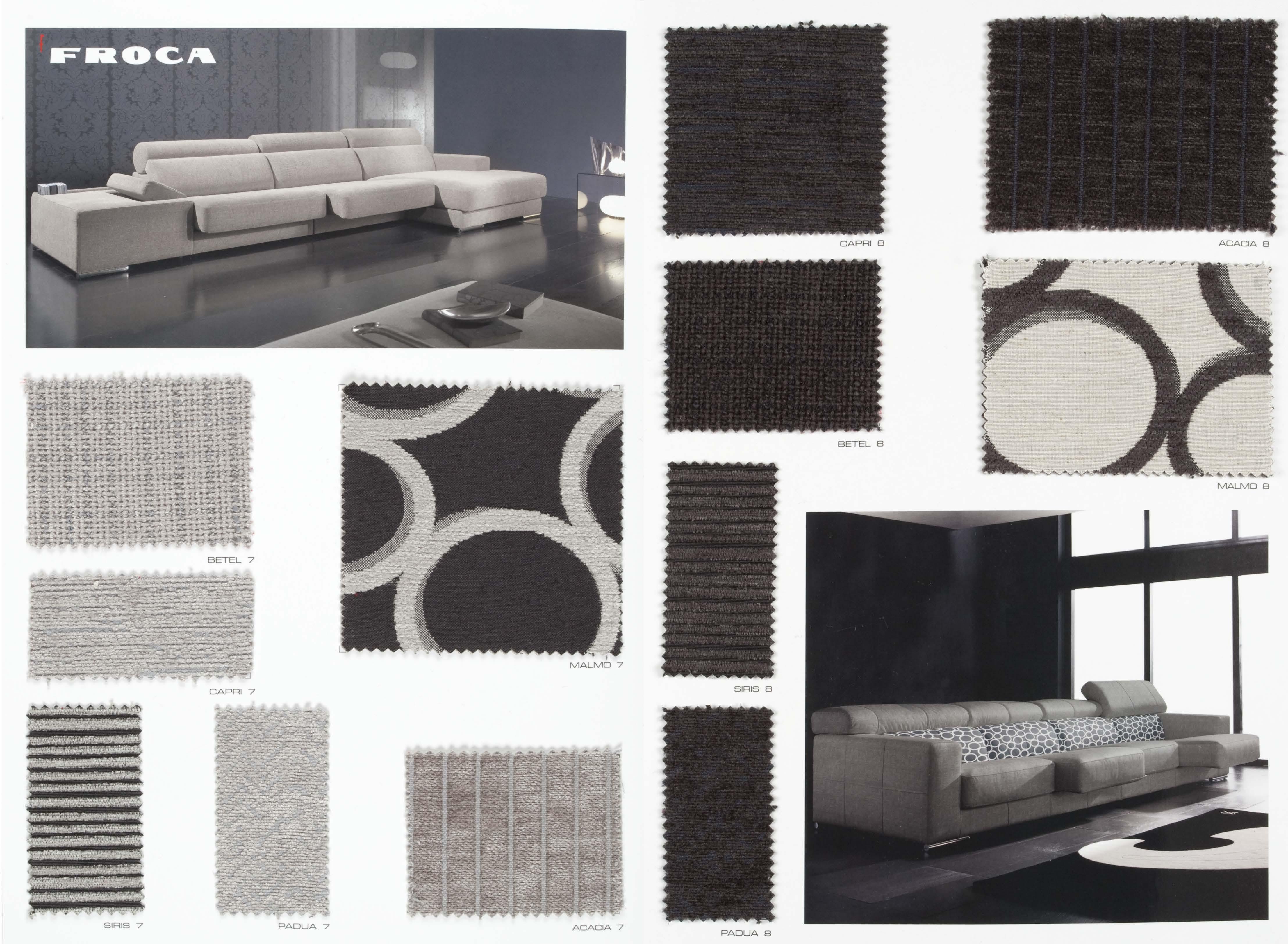 Tapicer a betel la dama decoraci n for Catalogo tapicerias para sofas