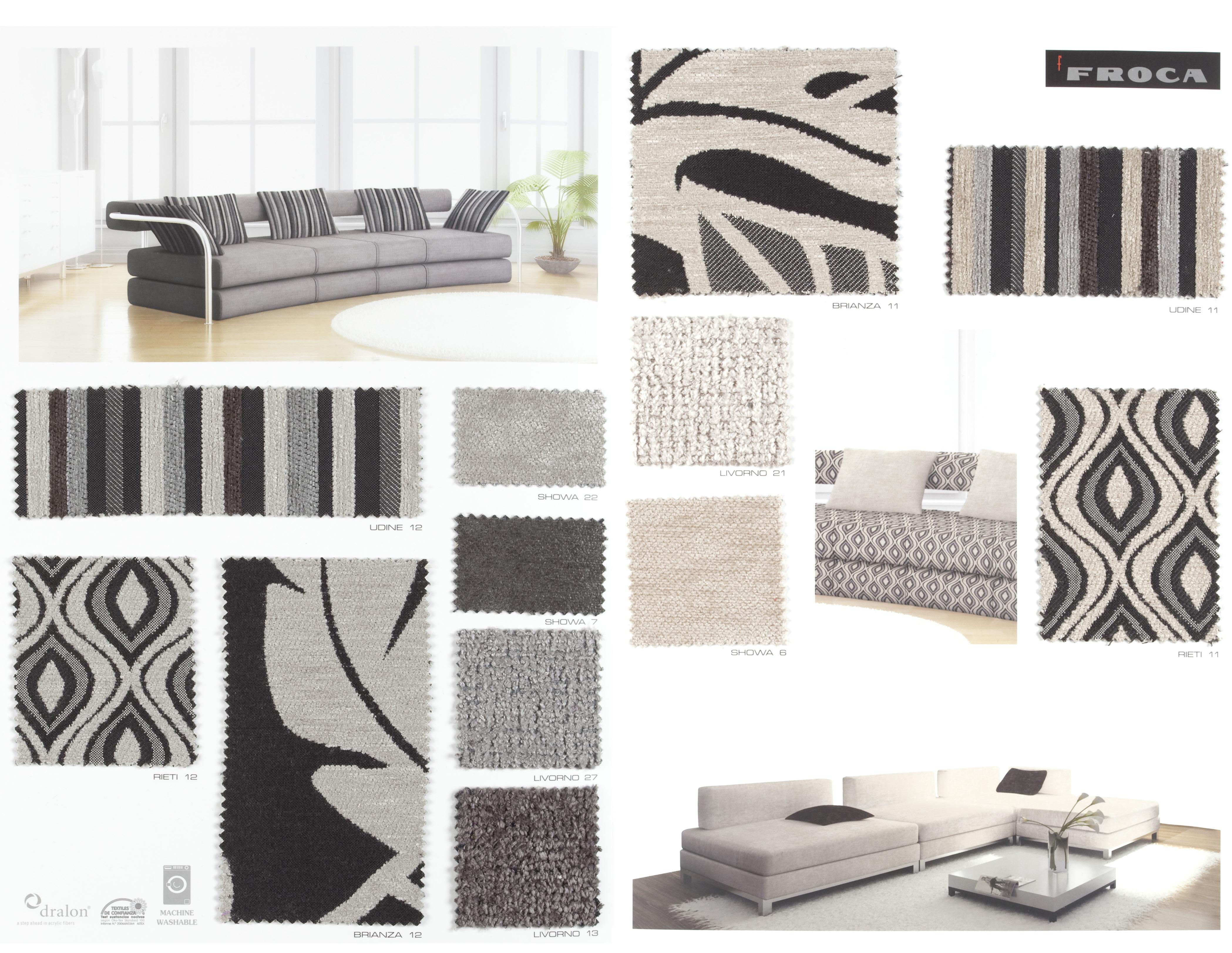 Tapicer a brianza la dama decoraci n for Catalogo tapicerias para sofas