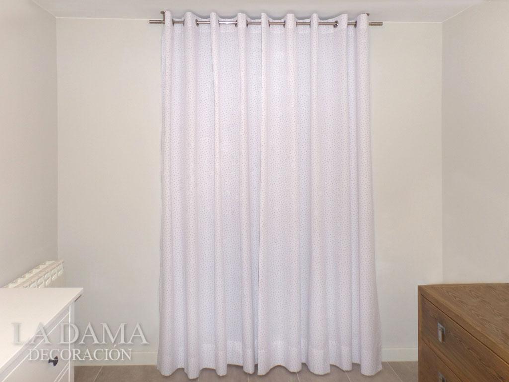 Cortinas de ollaos en zaragoza for Ollaos para cortinas