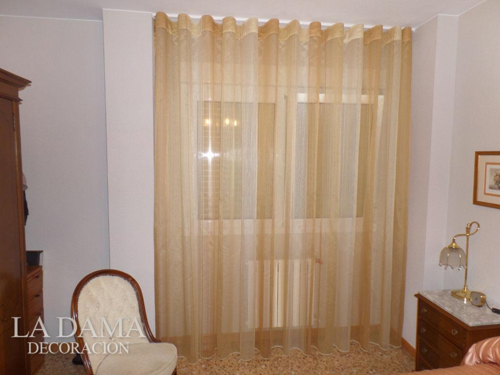 Cortinas onda perfecta para un acabado espectacular - Visillos para dormitorios ...