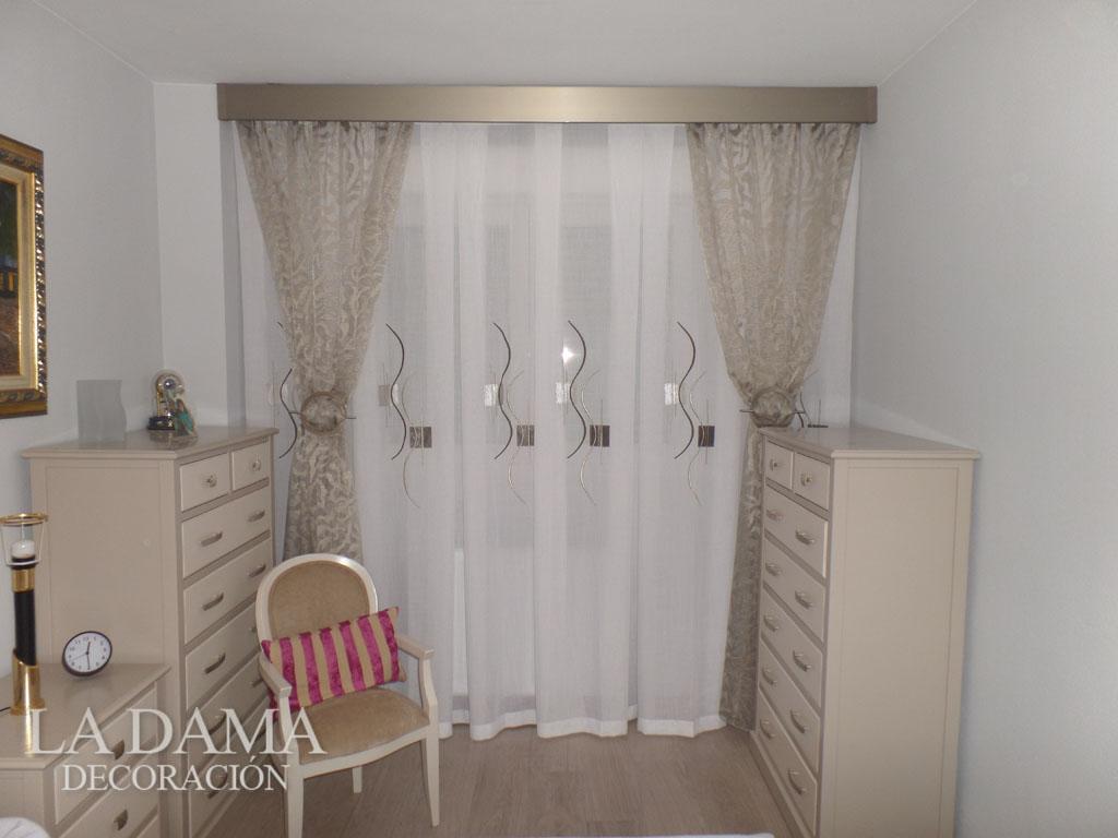 Cortinas de fuelles o palones en zaragoza - Abrazaderas para cortinas ...