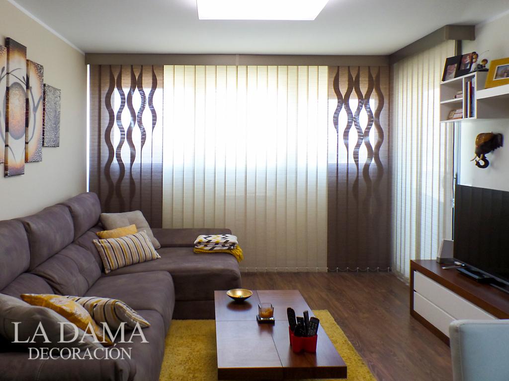 Cortinas para salon rustico trendy excepcional cortinas para salon rustico with cortinas para - Cortinas salon rustico ...