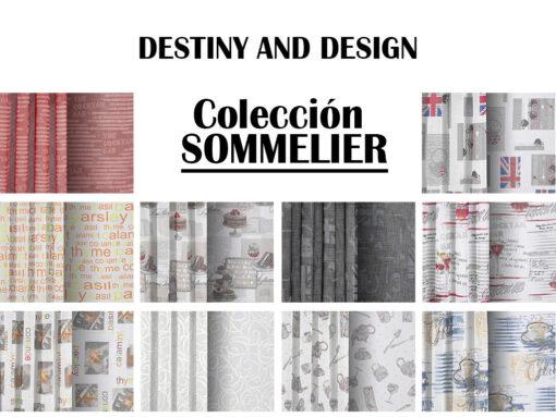 COLECCION SOMMELIER DESTINY AND DESIGN