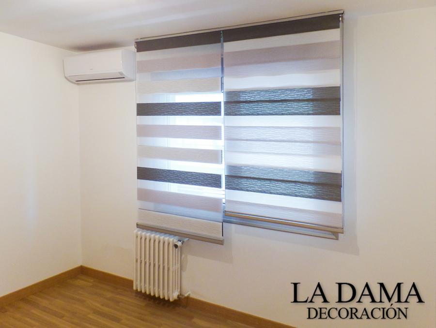 6 ventajas de los estores enrollables noche y d a la - Sistemas de cortinas y estores ...