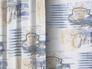 Tejido TOFFE Destiny and Design azul