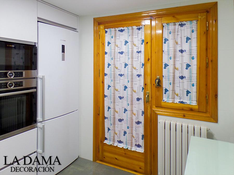 cortinas para la cocina ideas tipos y ejemplos la dama