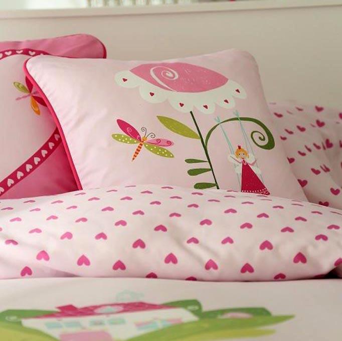 Telas infantiles little kingdom la dama decoraci n - Telas infantiles online ...