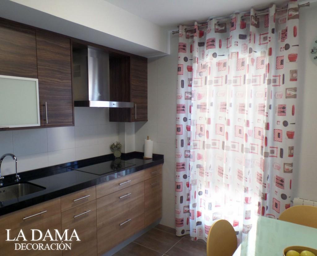 Cortinas para cocinas modernas sabes elegirlas - Cortina cocina moderna ...