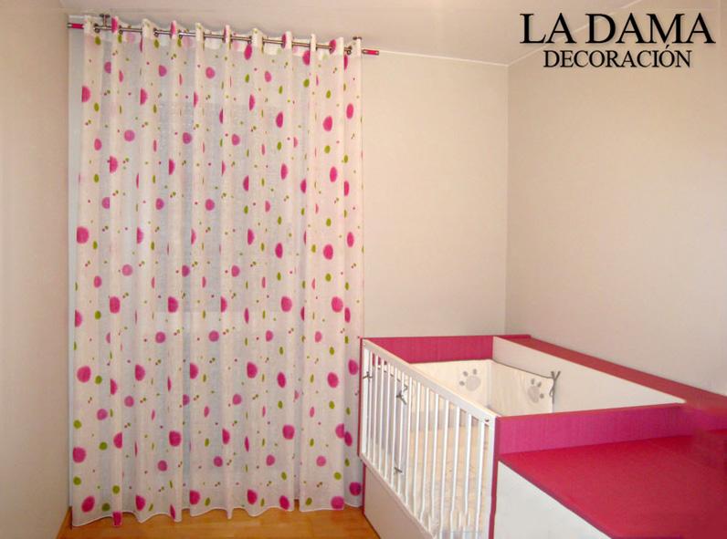 Cortina de beb 5 factores a tener en cuenta - Ollaos para cortinas ...