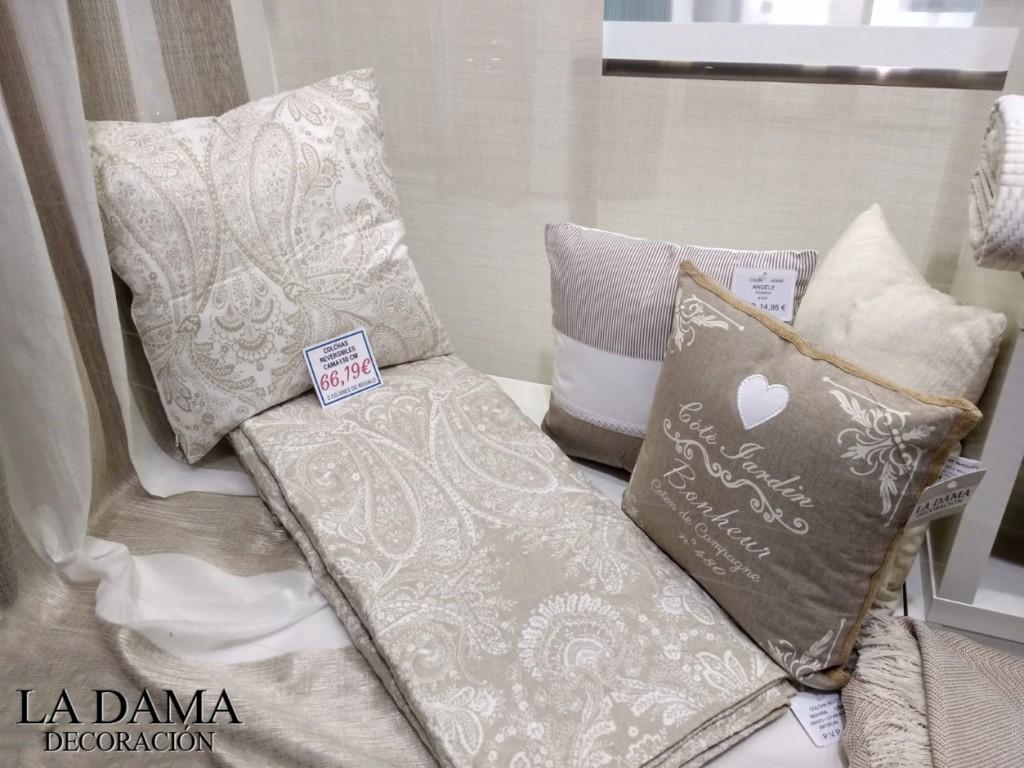 Tu tienda de cortinas en delicias zaragoza la dama - Ropa de cama zaragoza ...