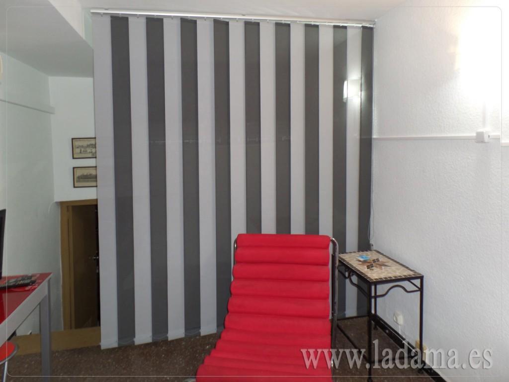 Cortinas verticales screen decorativas zaragoza - Cortinas screen cocina ...
