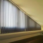 cortinas verticales screen Inclinadas