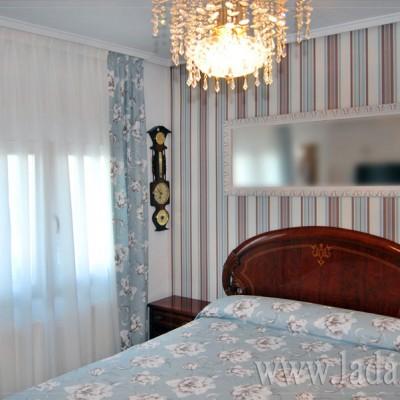 Cortinas Clásicas para Dormitorio
