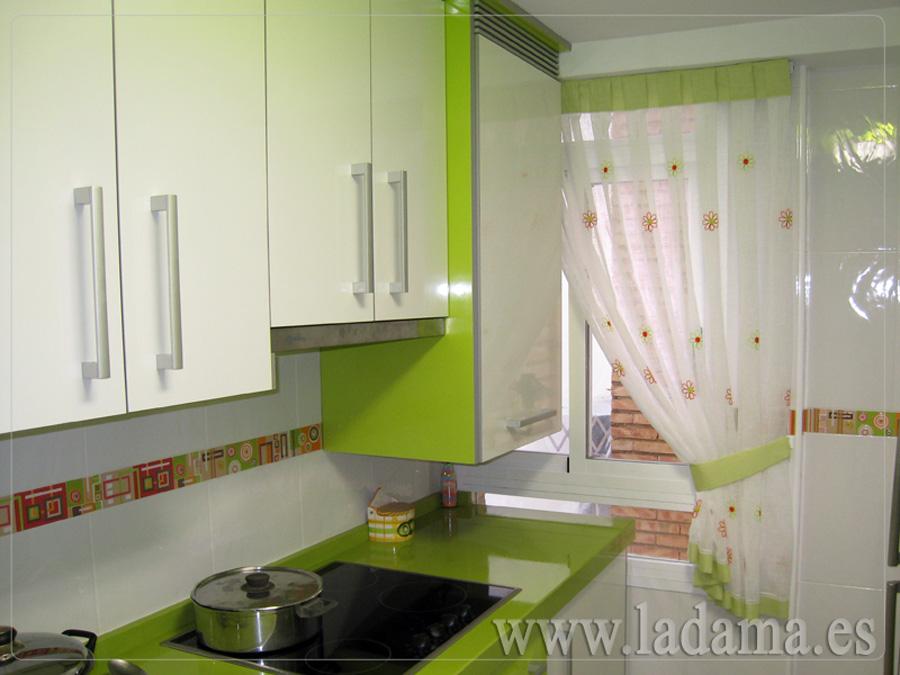 Cortinas De Cocina En Zaragoza - Cortinas-para-puerta-de-cocina