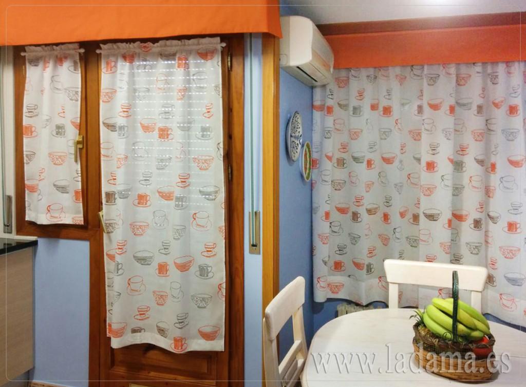 Cortinas de cocina en zaragoza - Que cortinas poner en la cocina ...