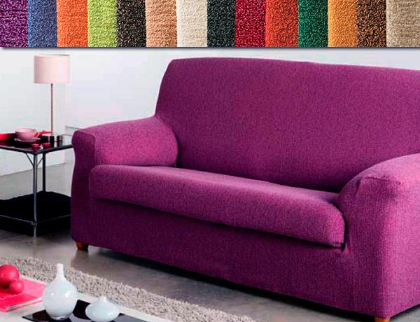Fundas sof duplex coj n separado la dama decoraci n - Fundas sofas ajustables ...