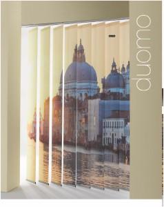 Cortinas Verticales Fotográficas Duomo lamas 250mm