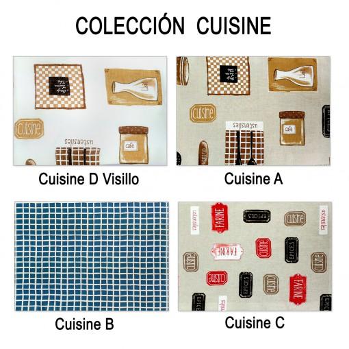 Telas para Cocina de la Colección Cuisine